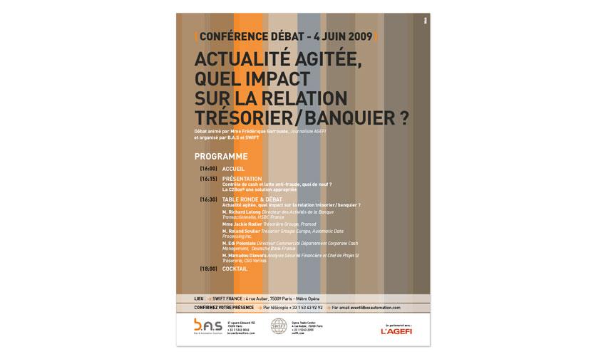 B.A.S conférence