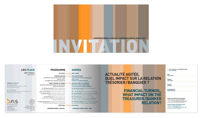 B.A.S invitation