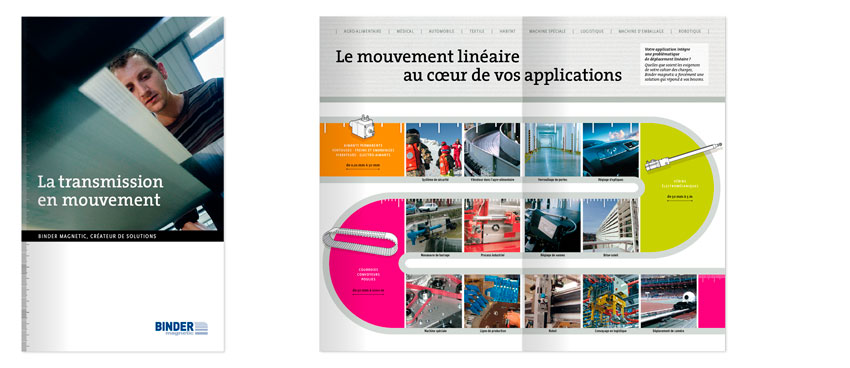 Binder Magnetic brochure
