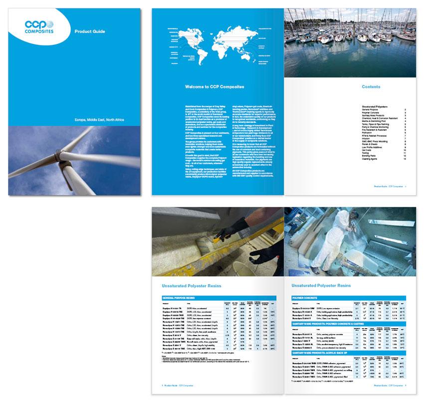 CCP composites brochure