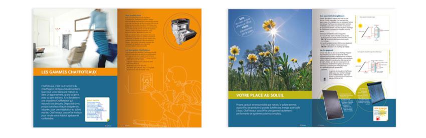 Chaffoteaux brochure