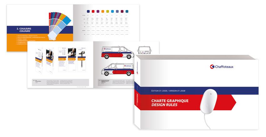 Chaffoteaux design rules