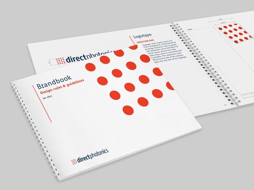 DirectPhotonics brandbook