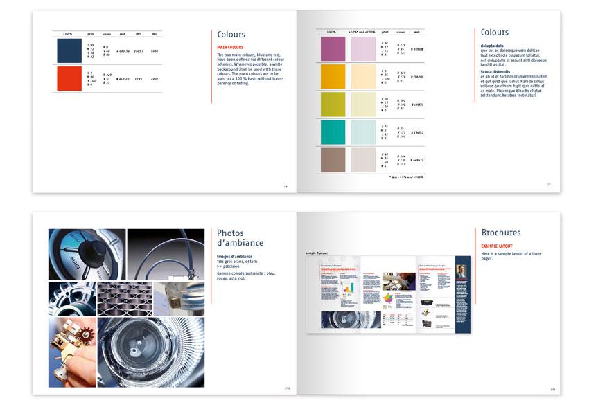 DirectPhotonics brandbook open