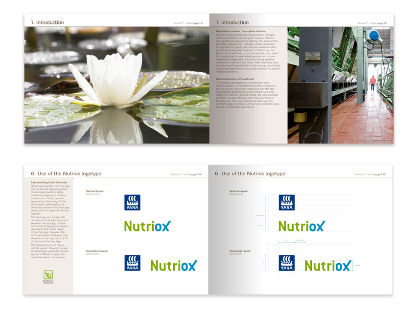Nutriox toolkit