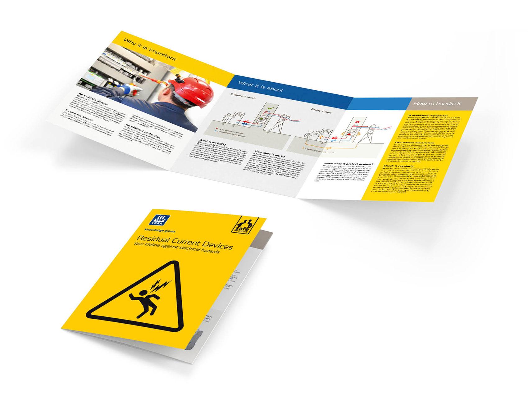 RCD Leaflet