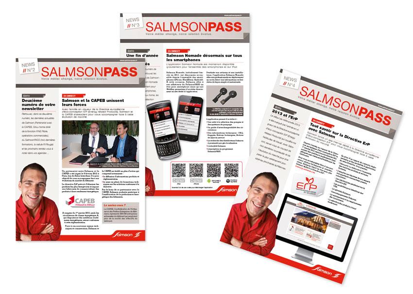 Salmsonpass newsletter