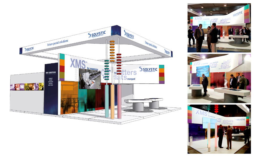 Solystic stand PostExpo