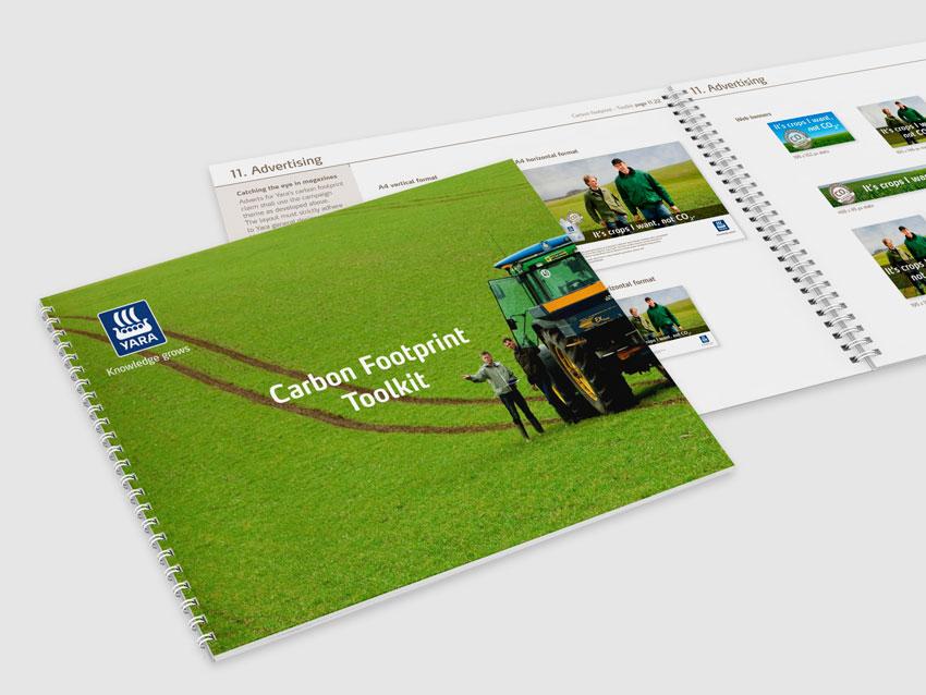 Yara Carbon footprint toolkit