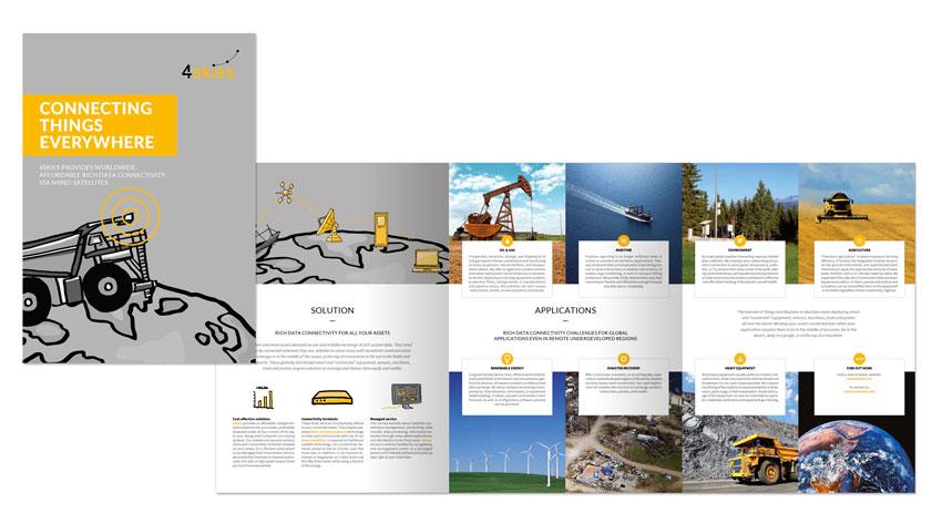 4 skies brochure