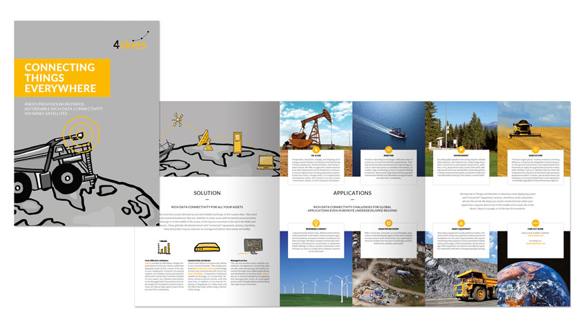 4skies brochure