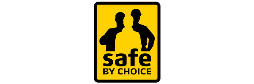 Safe by choice logo