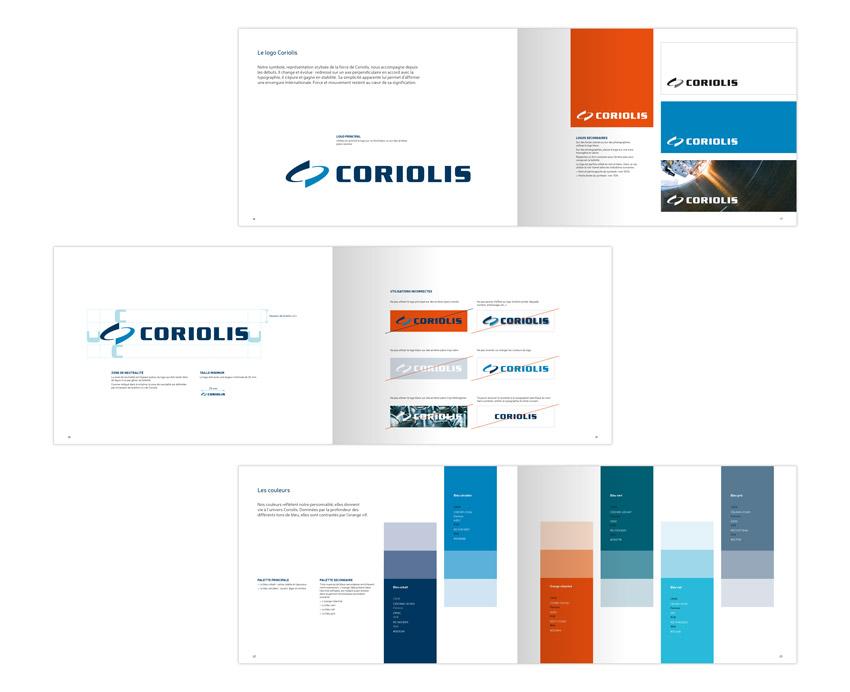 Coriolis brandbook