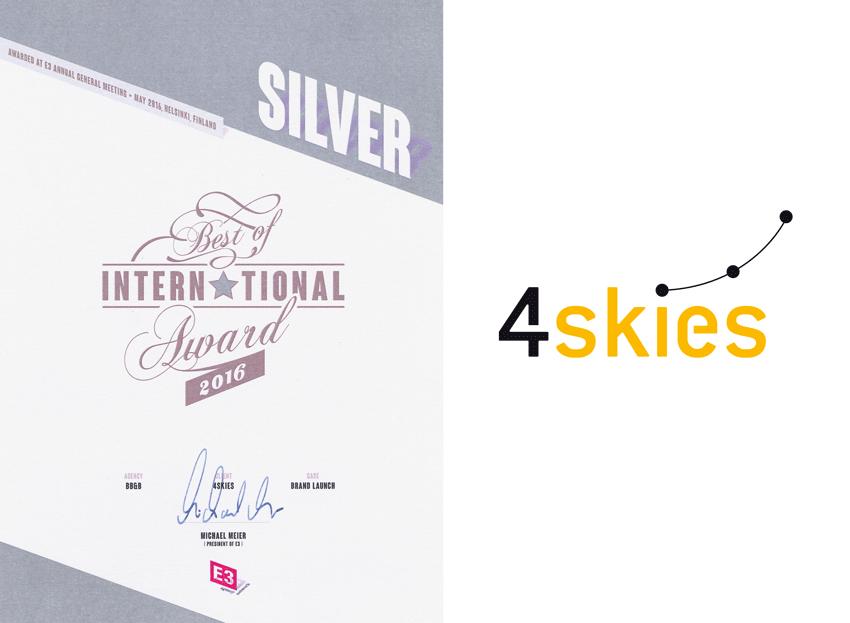 silver award E3