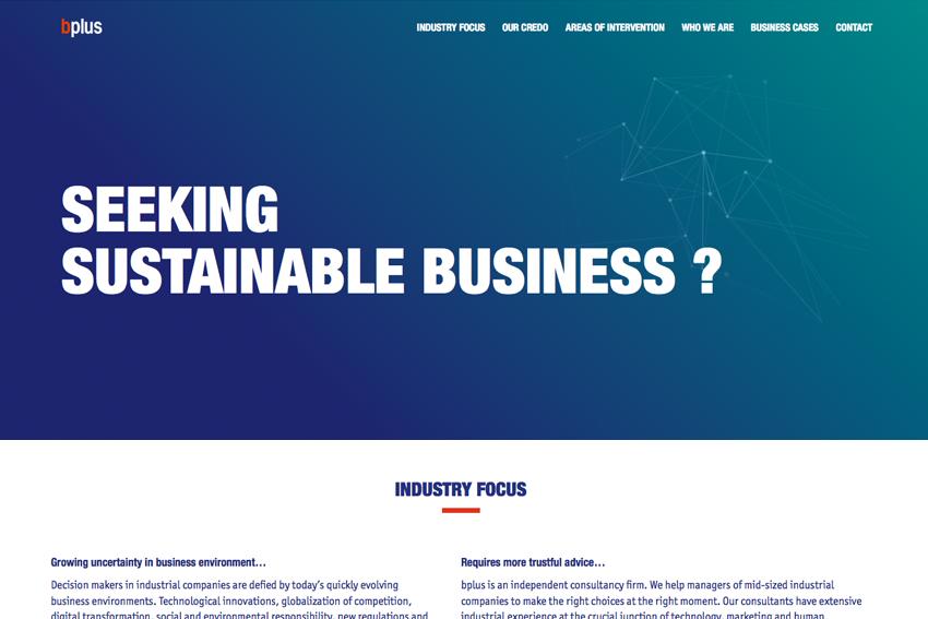 bplus website