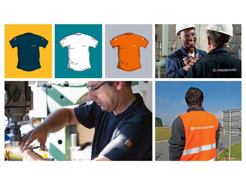 Vêtements de travail - marque Frenehard