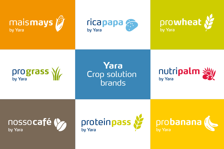 Yara crop solution brands