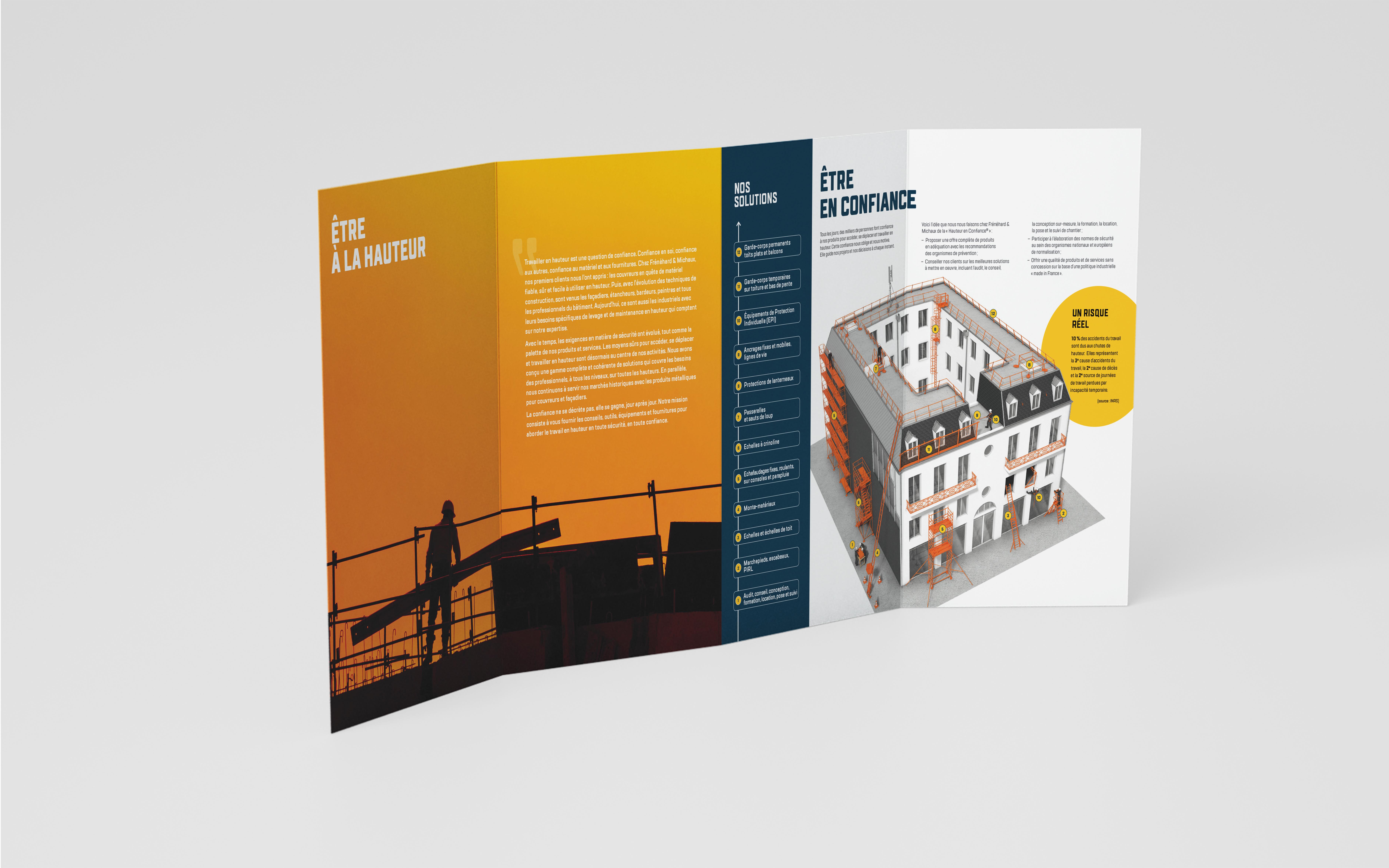 brochure Frenehard & Michaux