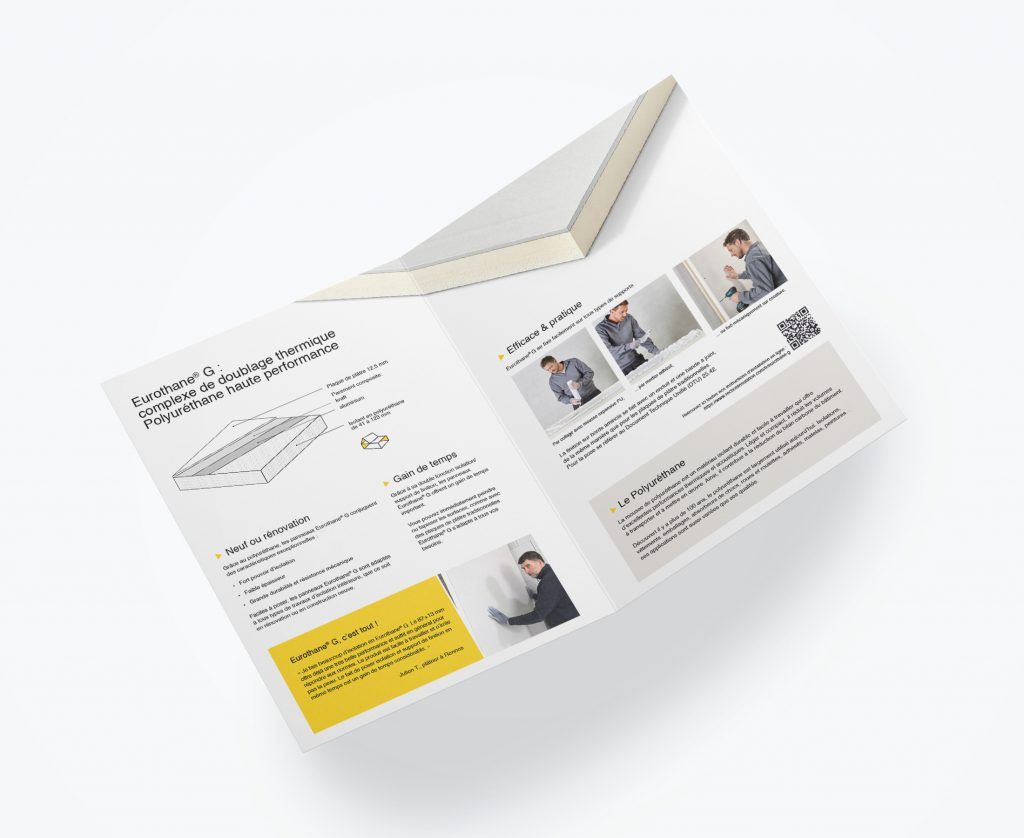 Brochure 4 pages Recticel