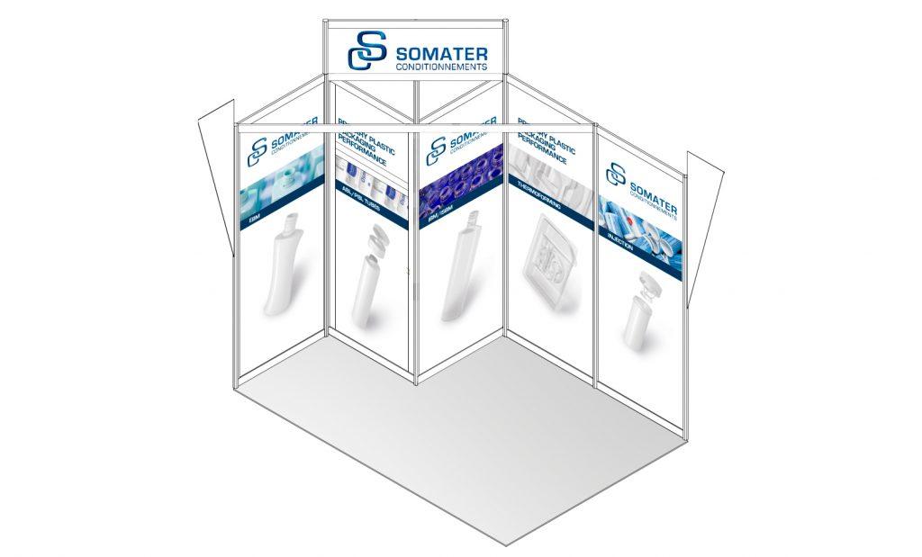 Stand Somater Pharmapack 2019