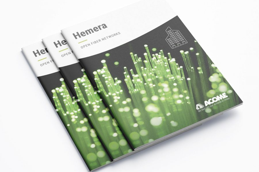 Brochure Acome Hemera building