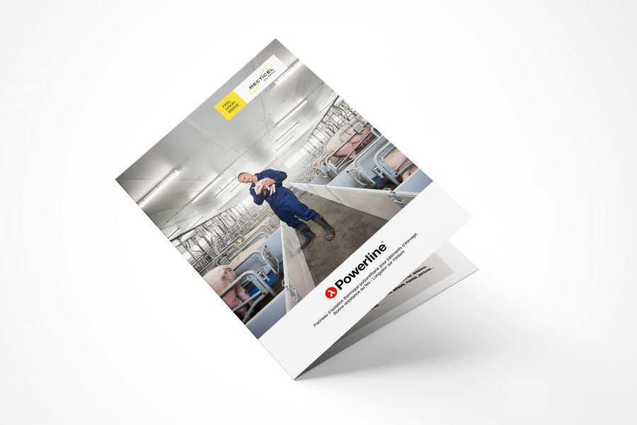Brochure Recticel Powerline