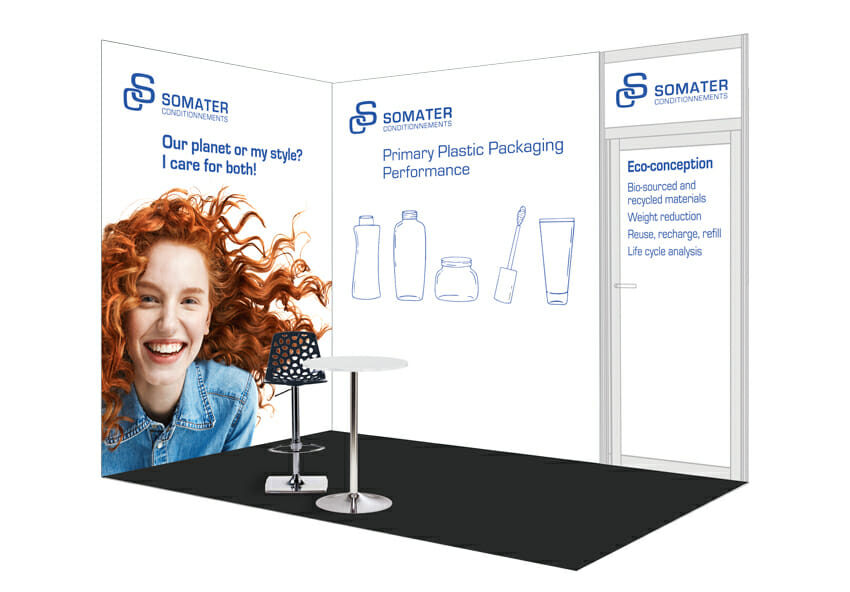 Stand PCD 2020 Somater