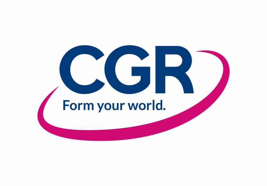 Nouveau logo CGR international