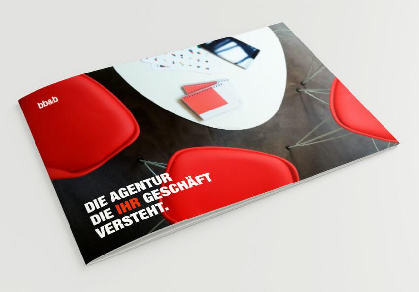 Brochure agence bb&b DE