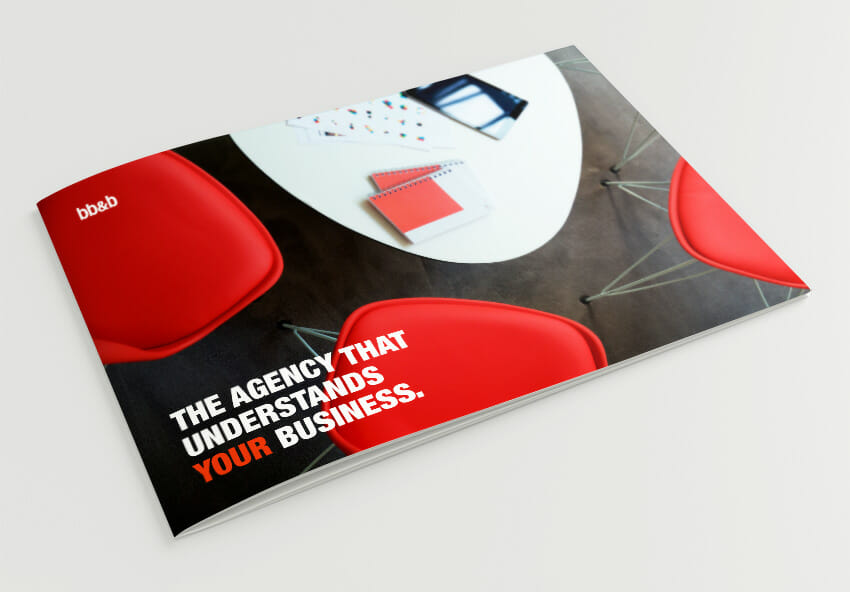 Brochure agence bb&b EN