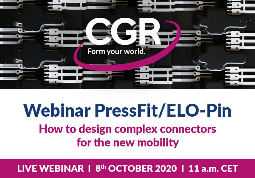 Webinar CGR PressFit/ELO-Pin