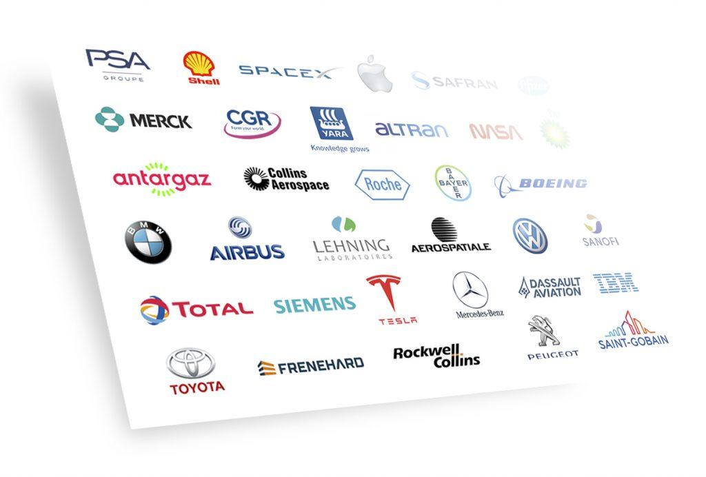 Les marques industrielles