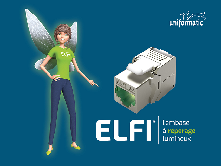 Embase ELFI Uniformatic