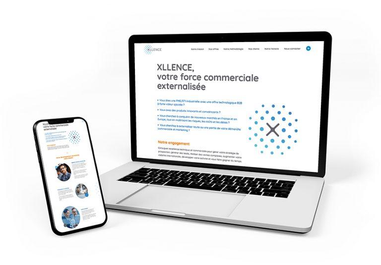 Site web Xllence