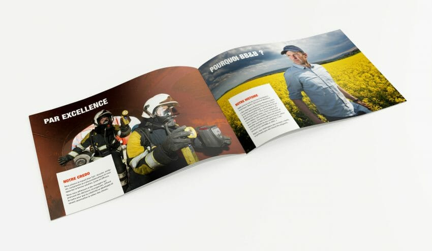 Intérieur brochure agence bb&b